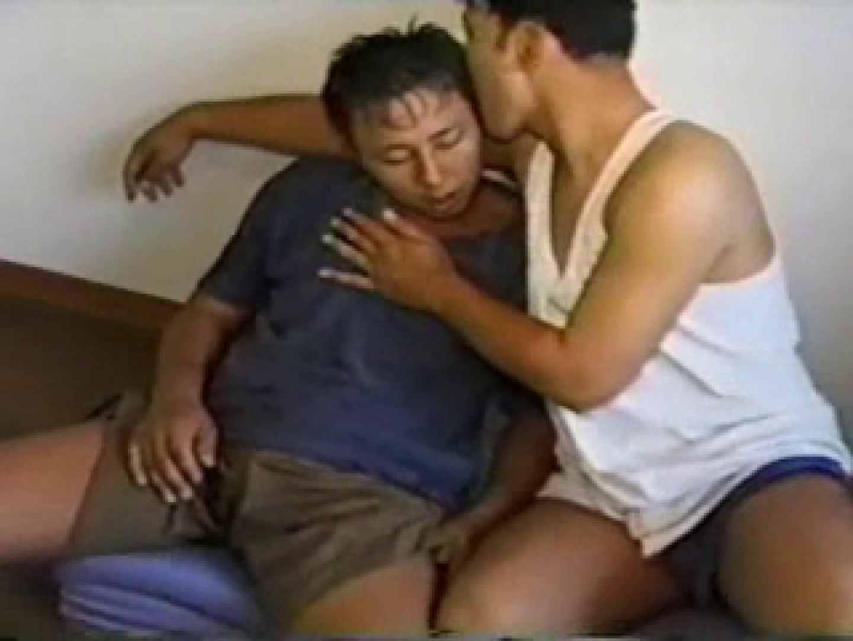 マッチョな青年のアナル比べ アナル特集   ゲイのセックス ゲイザーメン画像 110枚 2