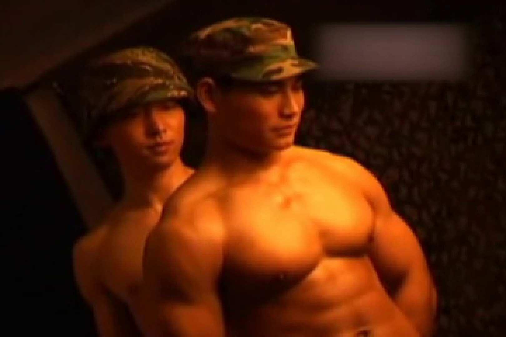 流出!!メンズスーパーモデル達のヌードinChina vol3 流出特集 ゲイ無修正動画画像 92枚 64