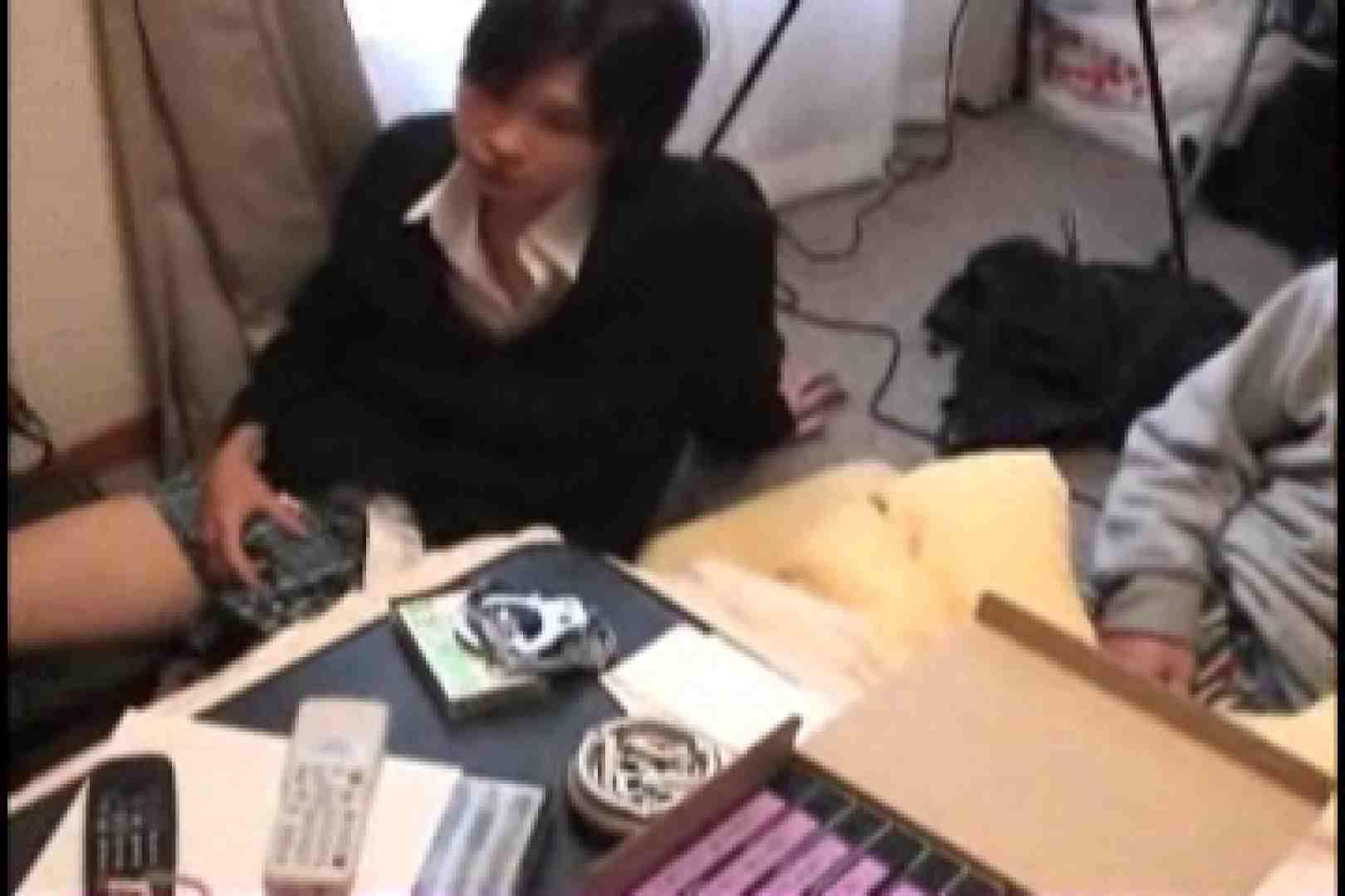 【個人製作投稿】青春真っ盛り!!2人でオナニー編 イケメンズ 男同士画像 89枚 74