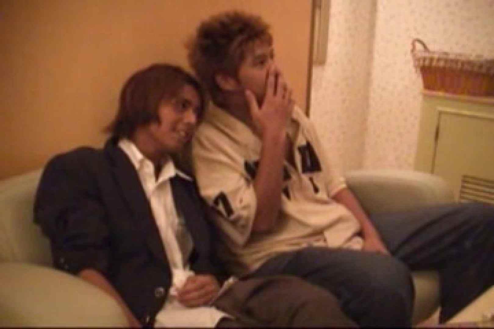【流出】ジャニ系イケメン!!フライング&アナルが痛くて出来ません!! 射精特集 ゲイエロ動画 83枚 16