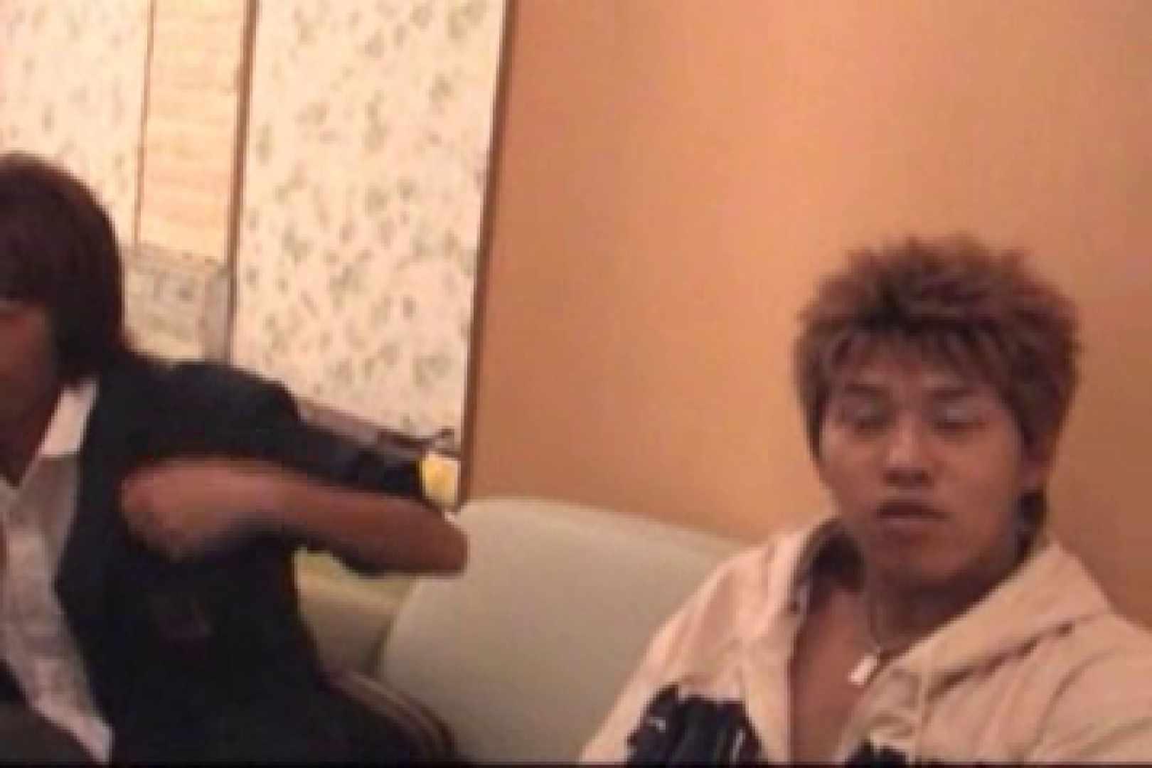 【流出】ジャニ系イケメン!!フライング&アナルが痛くて出来ません!! 男まつり ゲイエロ動画 83枚 47