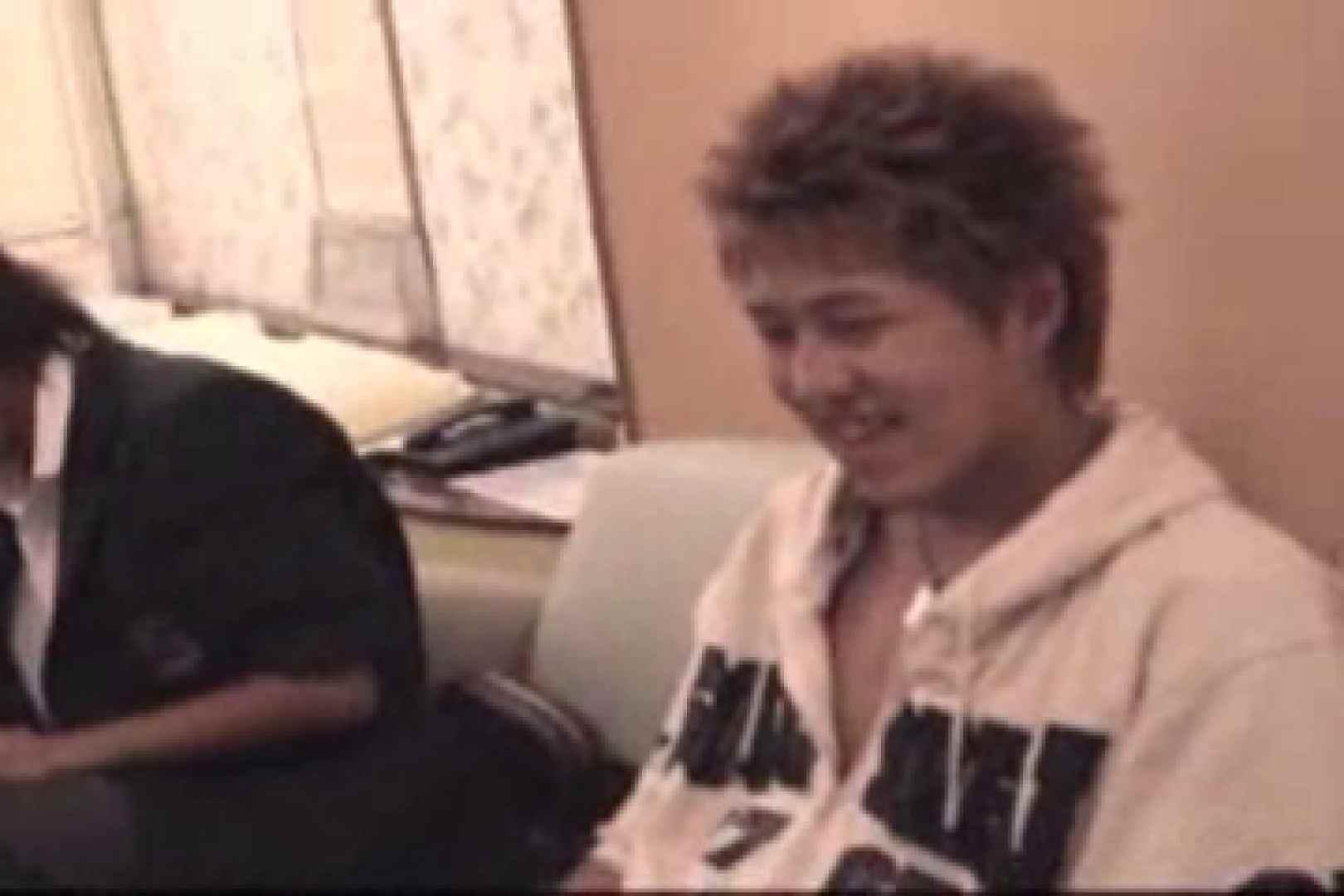 【流出】ジャニ系イケメン!!フライング&アナルが痛くて出来ません!! モデル 男同士動画 83枚 59