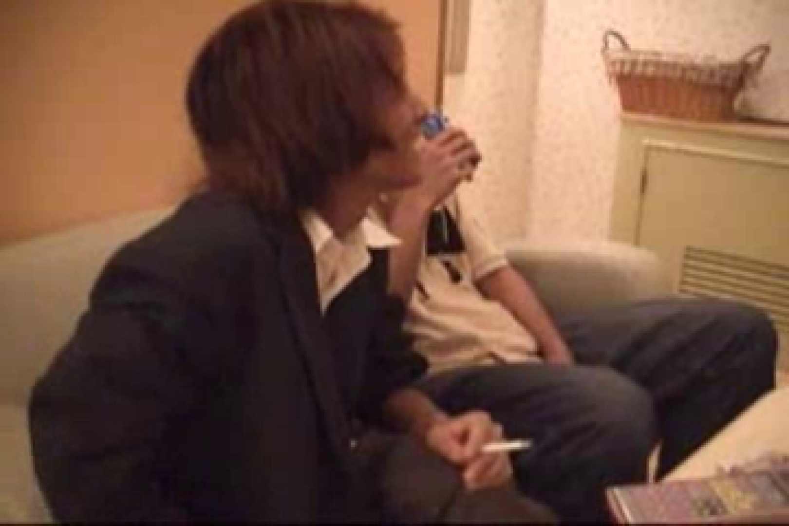 【流出】ジャニ系イケメン!!フライング&アナルが痛くて出来ません!! チンコ動画 射精無修正動画 83枚 61