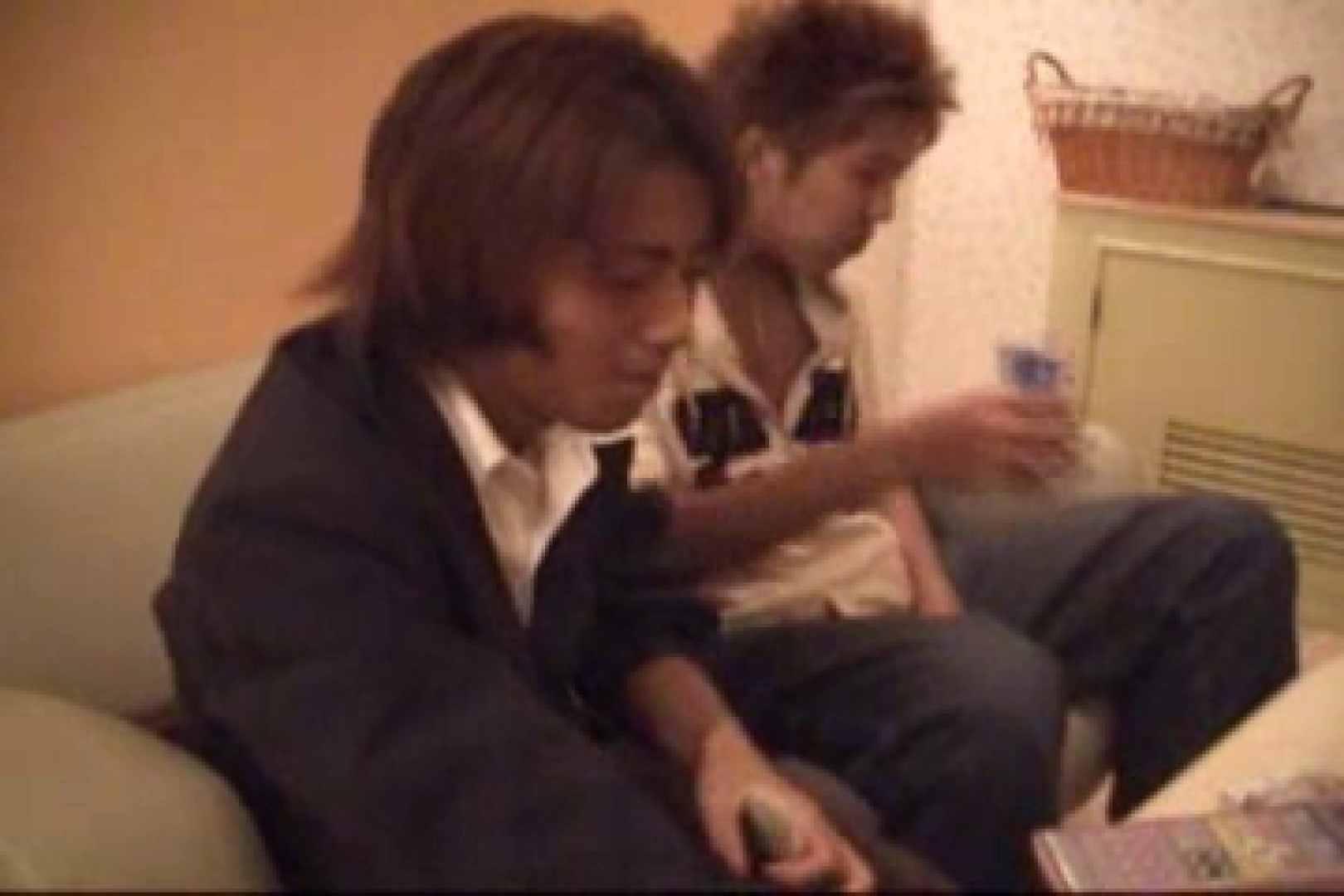 【流出】ジャニ系イケメン!!フライング&アナルが痛くて出来ません!! オナニー ゲイエロ画像 83枚 63