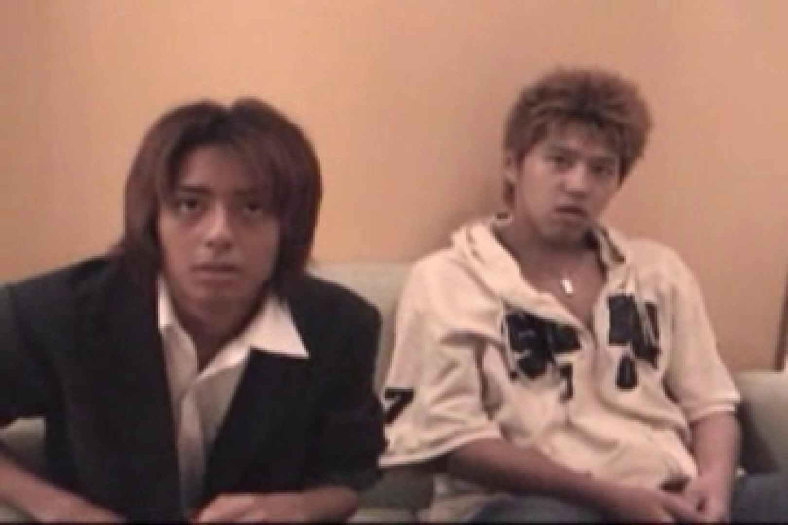 【流出】ジャニ系イケメン!!フライング&アナルが痛くて出来ません!! 茶髪 ゲイ無修正ビデオ画像 83枚 80