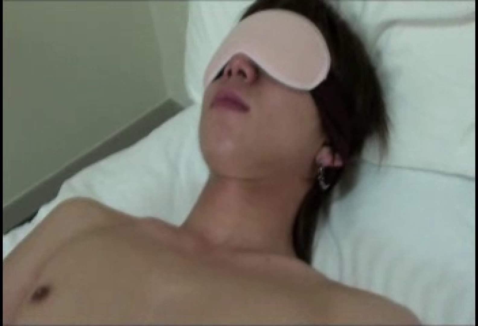 アイマスクでおもいっきり性感帯!!vol.05 アナル特集 ゲイ無修正画像 85枚 65