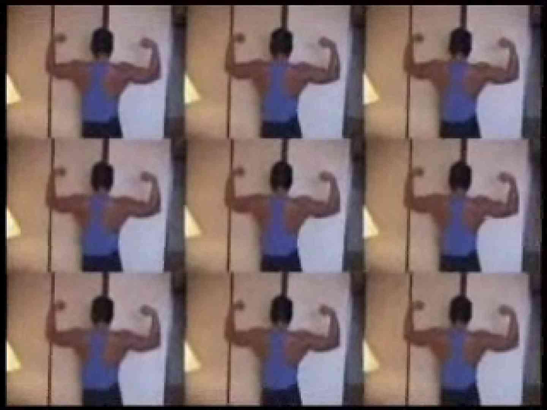 レスラーマスクマンのオナニーショー マッチョ特集 亀頭もろ画像 76枚 6