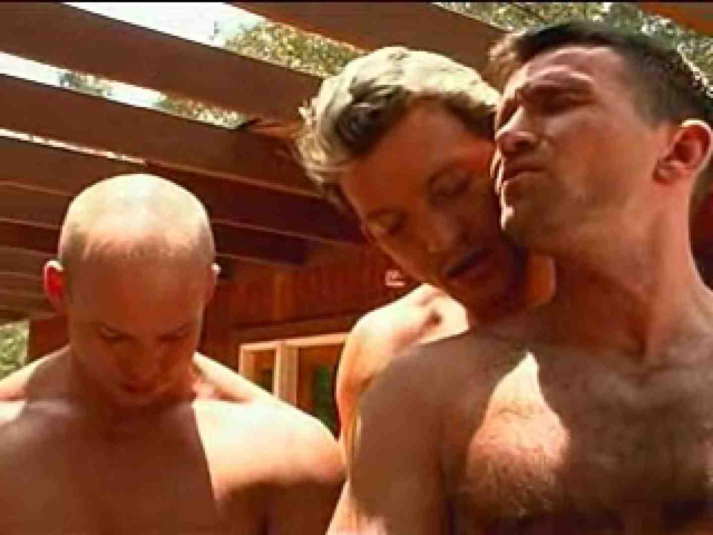 外人さの野外超乱交パーティー 野外露出セックス ゲイ無修正動画画像 93枚 9