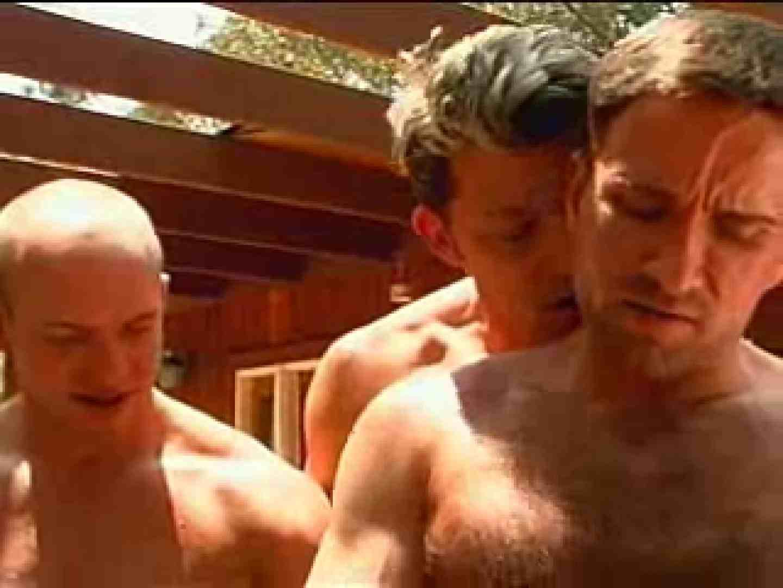 外人さの野外超乱交パーティー ゲイのプレイ ゲイアダルト画像 93枚 11