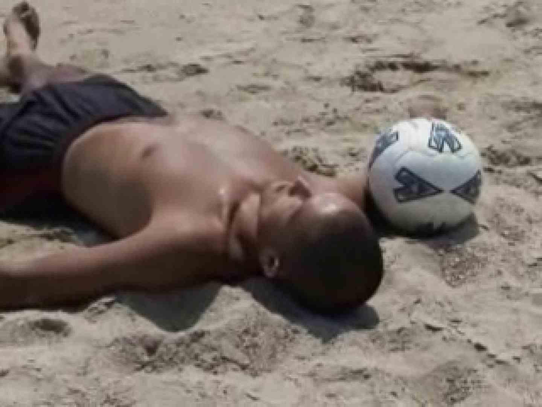 すっきり坊主のサッカー青年のイメージ撮影 男まつり ゲイエロ画像 97枚 31