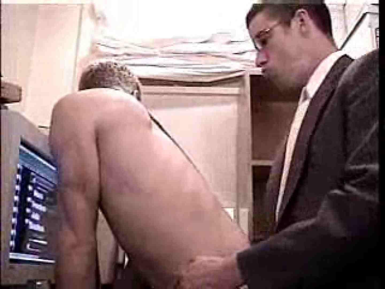 外人リーマンてんてこまい。 複数人プレイ ゲイセックス画像 79枚 8