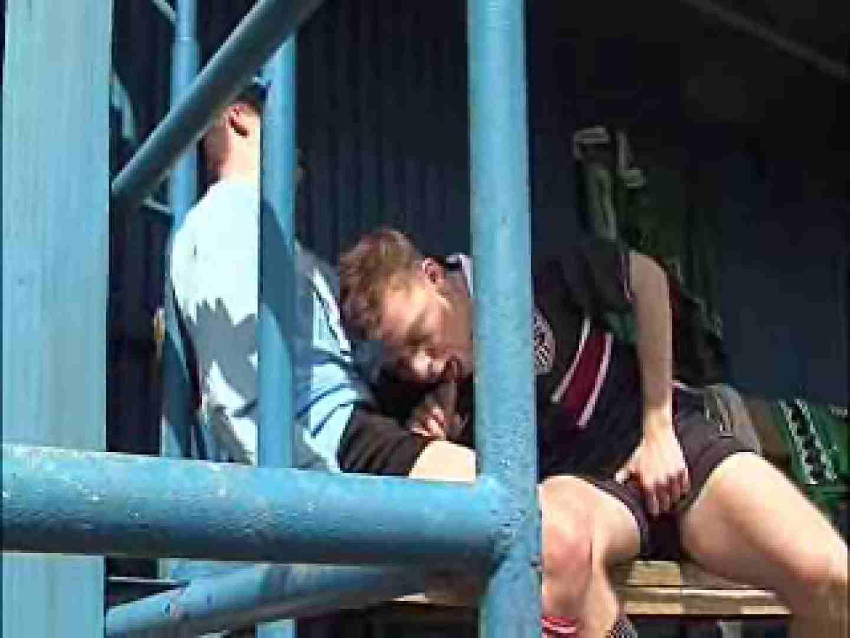 【洋物】フットボール選手達の真ん中の足は暴れん棒!! フェラ ゲイセックス画像 78枚 23