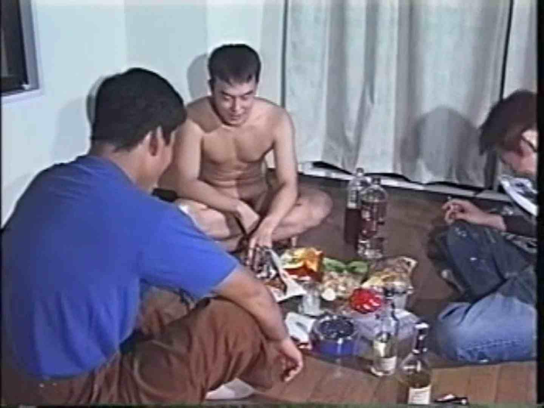 俺たち全裸で宅飲み! !何やってんネン 複数人プレイ ゲイAV画像 88枚 34