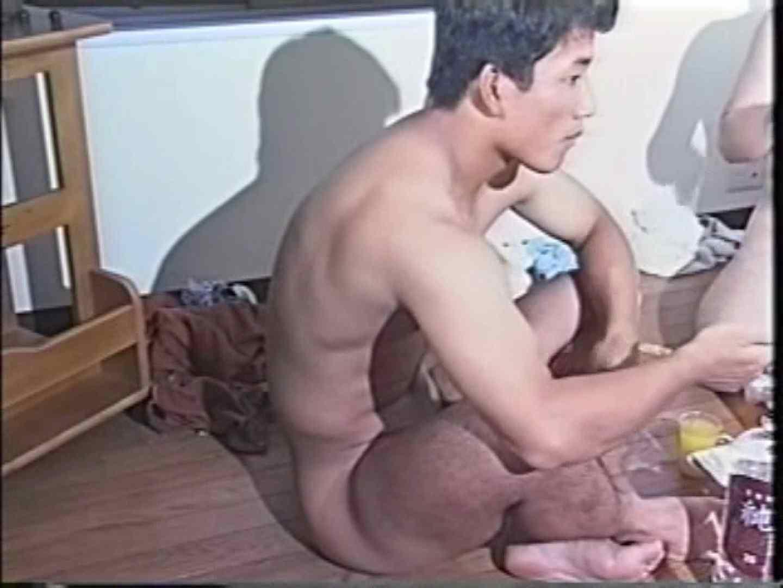 俺たち全裸で宅飲み! !何やってんネン フェラ   オナニー ゲイ素人エロ画像 88枚 62