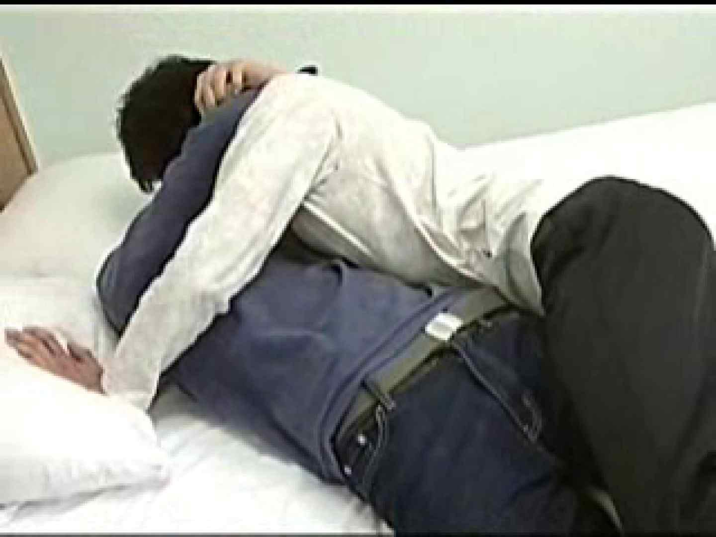 イケメンはイケメンが好きVOL.3 アナル舐めて ゲイ無修正動画画像 98枚 34