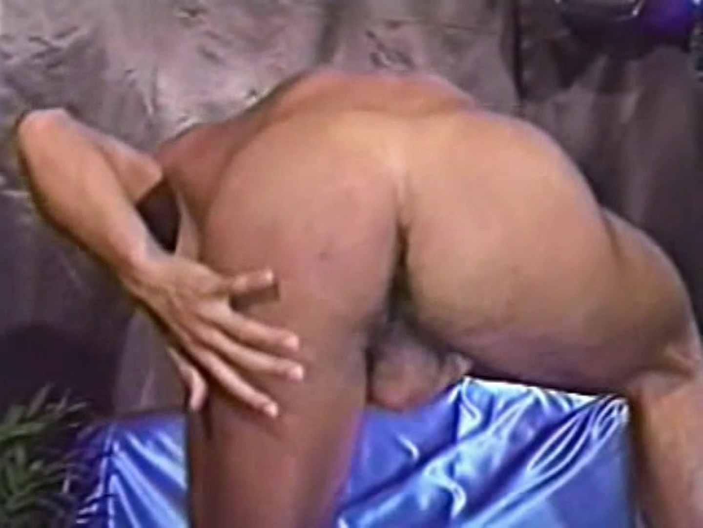 マッチョマンの性事情VOL.2 ディープキス ゲイ無修正ビデオ画像 84枚 52