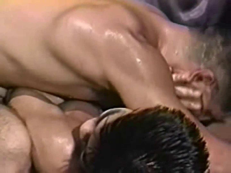 マッチョマンの性事情VOL.2 手淫 ゲイ無修正動画画像 84枚 66