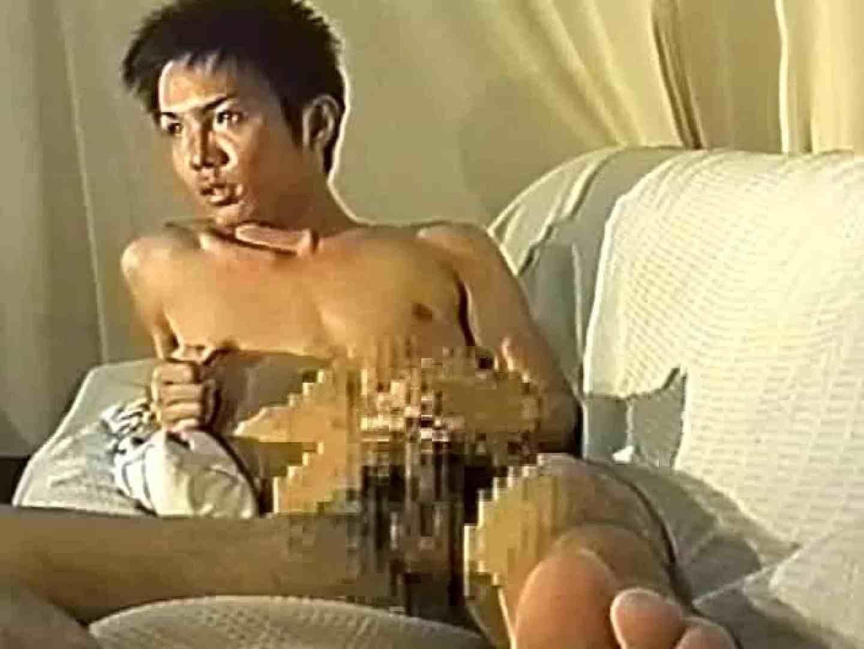 90sノンケお手伝い付オナニー特集!CASE.11 ディルド最高 ゲイ無修正画像 91枚 13