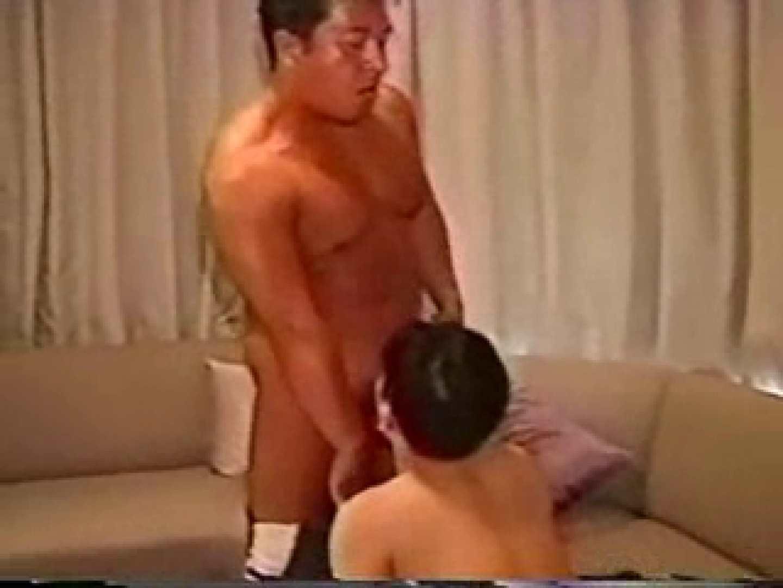 パワフルガイ伝説!肉体派な男達VOL.7(カップルSEX編) バック技 ゲイセックス画像 83枚 33