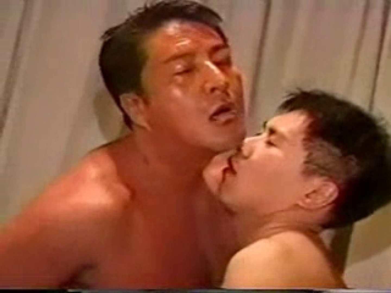 パワフルガイ伝説!肉体派な男達VOL.7(カップルSEX編) ディープキス ゲイAV画像 83枚 51