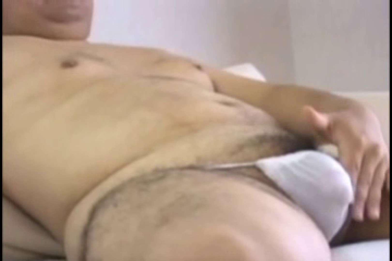 性欲に満ちたデカてぃむぽのホモ旦那 手淫 ゲイ無修正画像 96枚 51