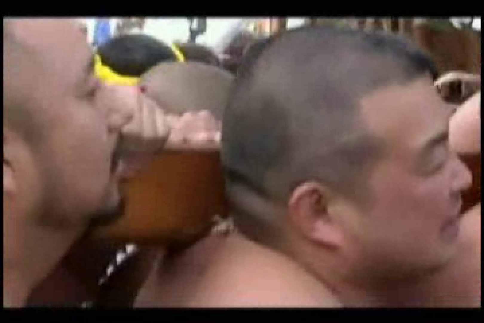 陰間茶屋 男児祭り VOL.2 野外露出セックス ゲイ素人エロ画像 96枚 71