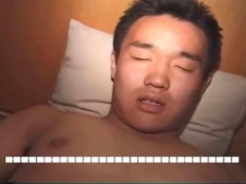 ノンケラガーメンズの裏バイト トライtheオナニーvol.21 ザーメン 男同士画像 86枚 59