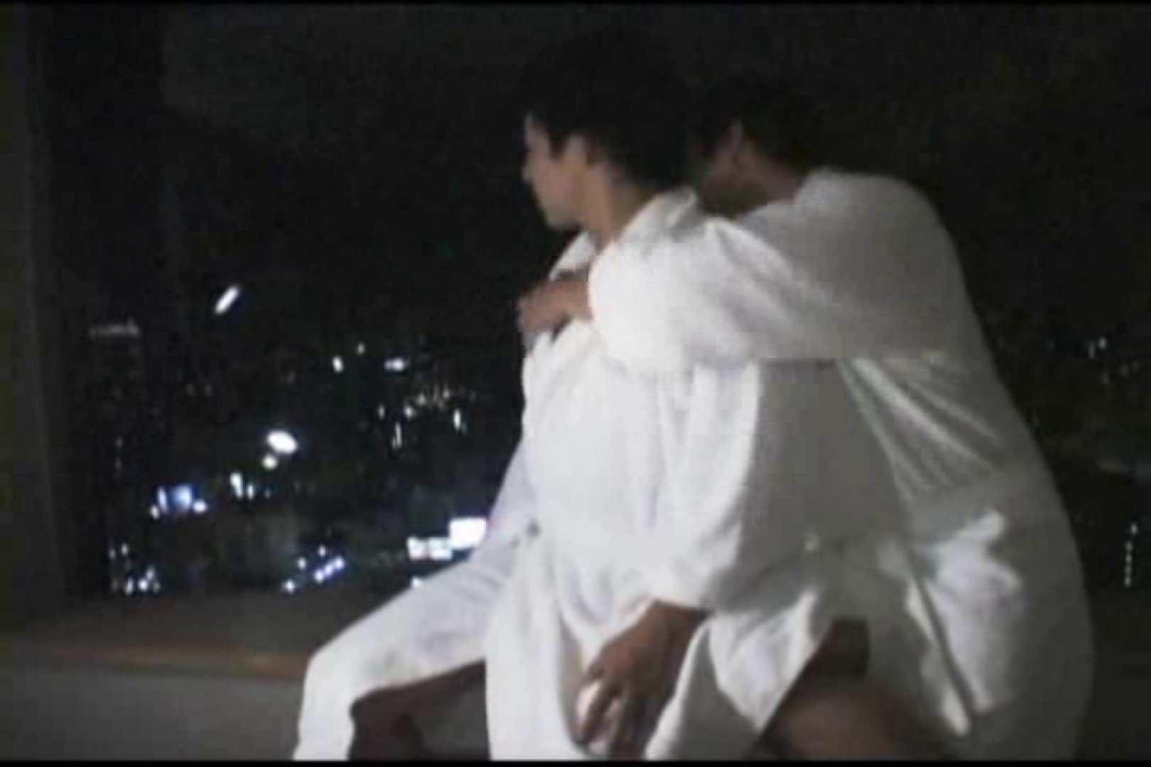 ホテルで密会!!夜景をバックに濃密ファック!! 手淫 AV動画 97枚 1