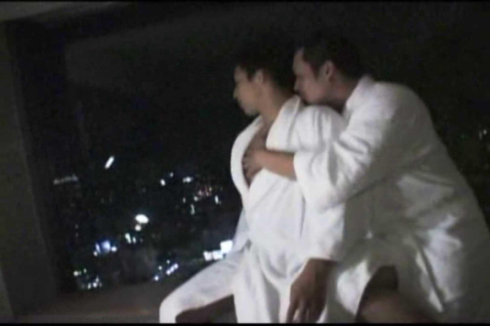 ホテルで密会!!夜景をバックに濃密ファック!! 手淫 | フェラ AV動画 97枚 2
