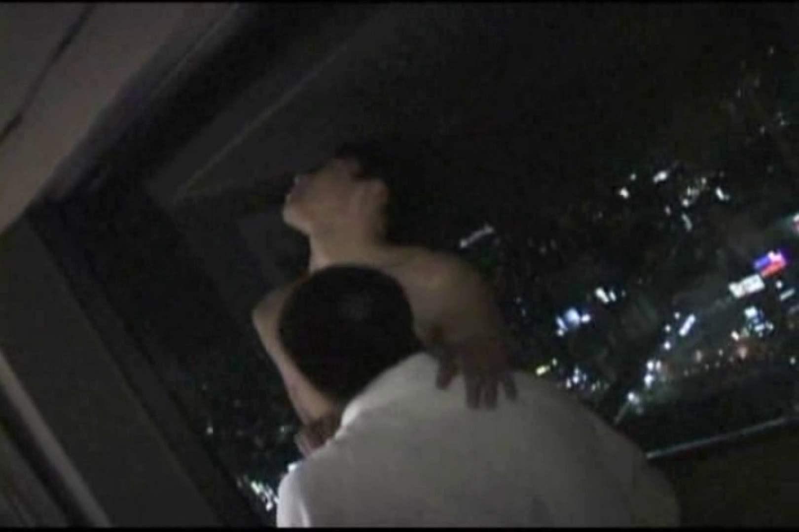 ホテルで密会!!夜景をバックに濃密ファック!! 手淫 | フェラ AV動画 97枚 26