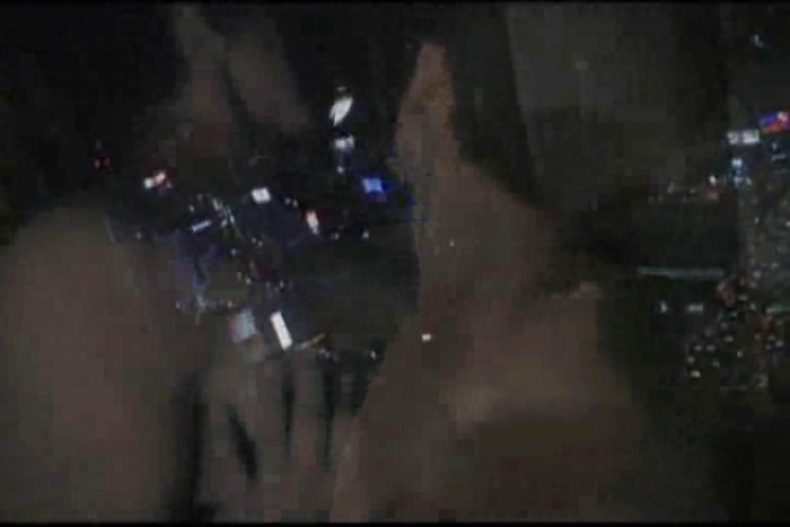 ホテルで密会!!夜景をバックに濃密ファック!! バック技 ゲイ無修正ビデオ画像 97枚 36