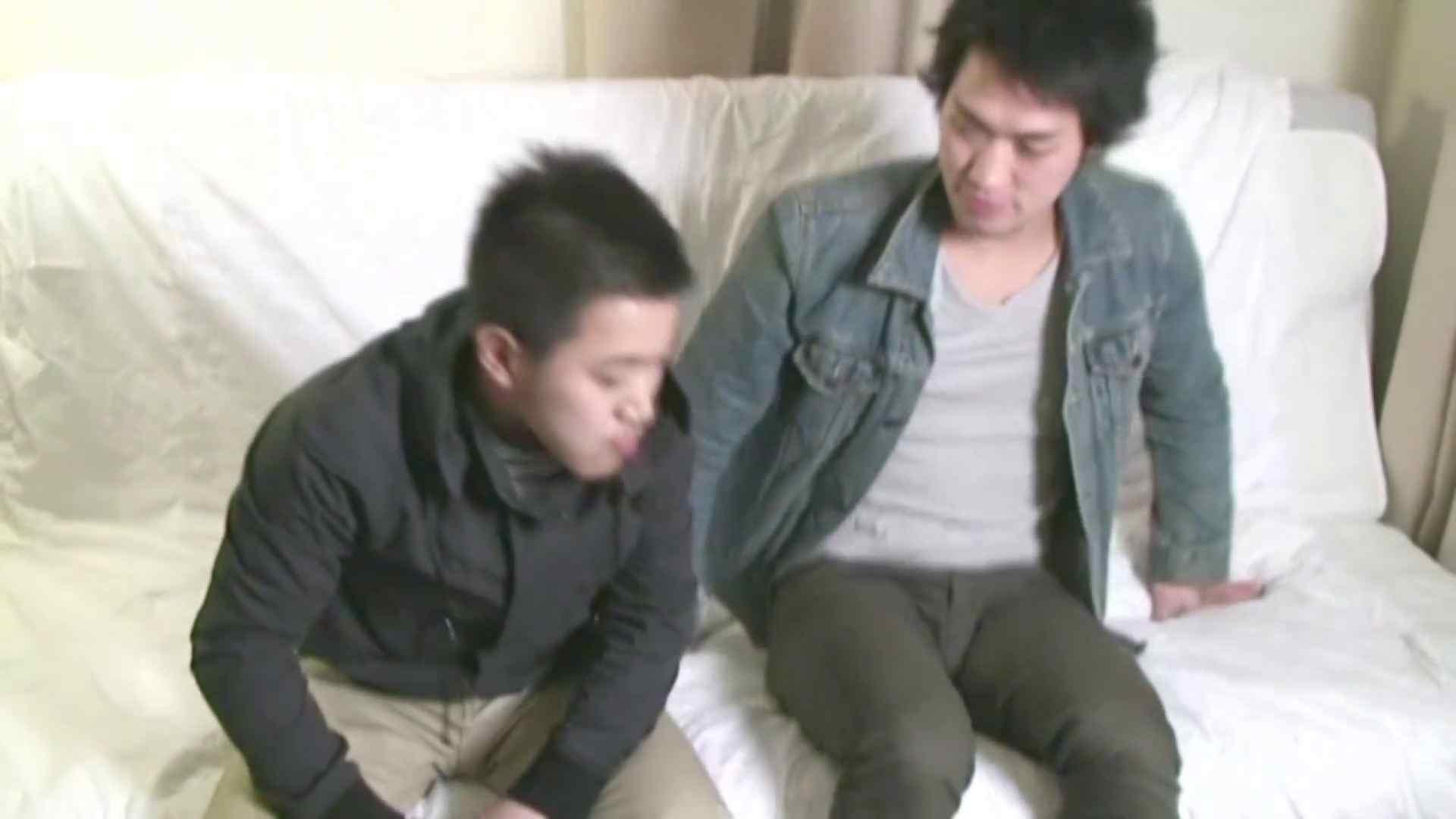 兄弟のように愛し合う Vol.01 エロ動画 ゲイセックス画像 77枚 26
