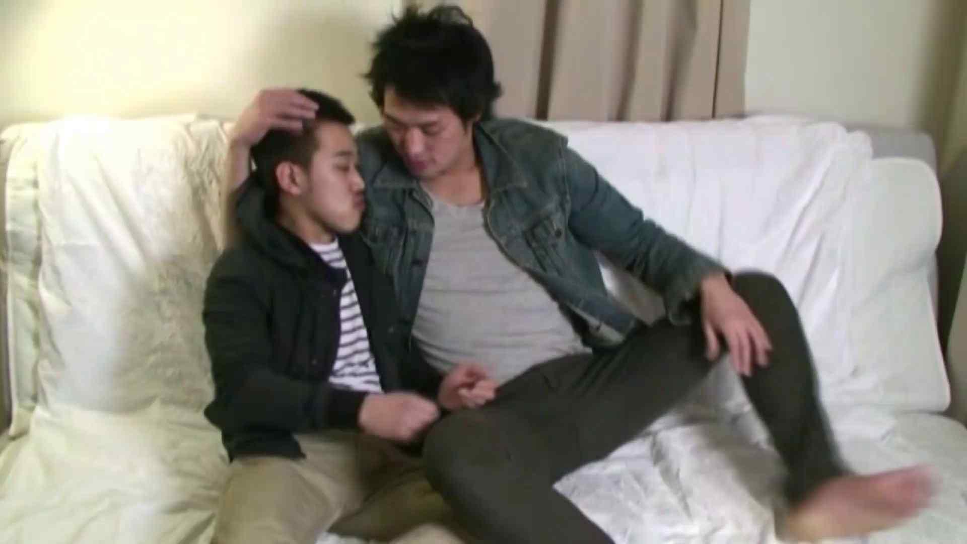 兄弟のように愛し合う Vol.01 エロ動画 ゲイセックス画像 77枚 36