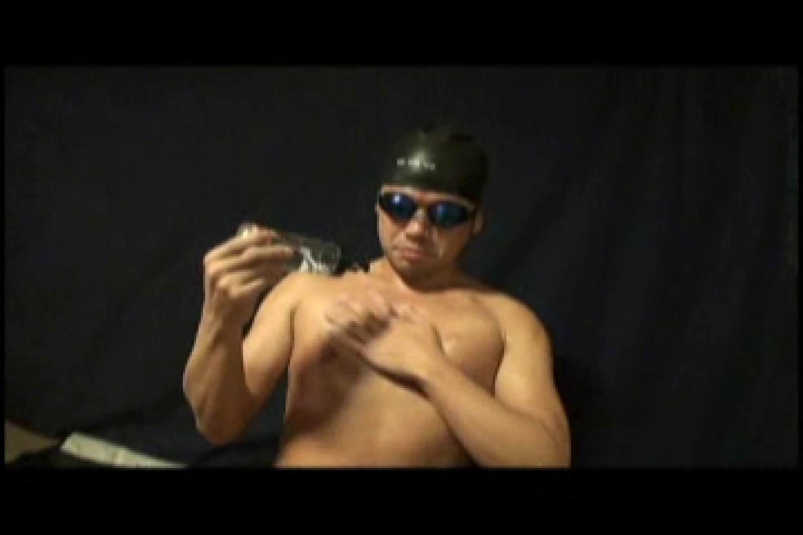 スジ筋ガチムチゴーグルマンvol6 チンコ動画 ゲイ無修正動画画像 99枚 3