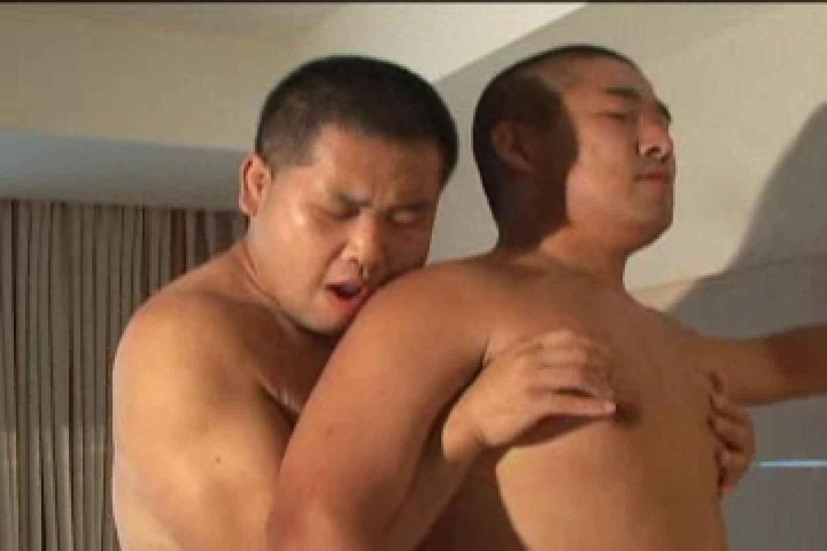 ゲイところてん 悶絶!!ケツマンFighters!! Part.02 生挿入