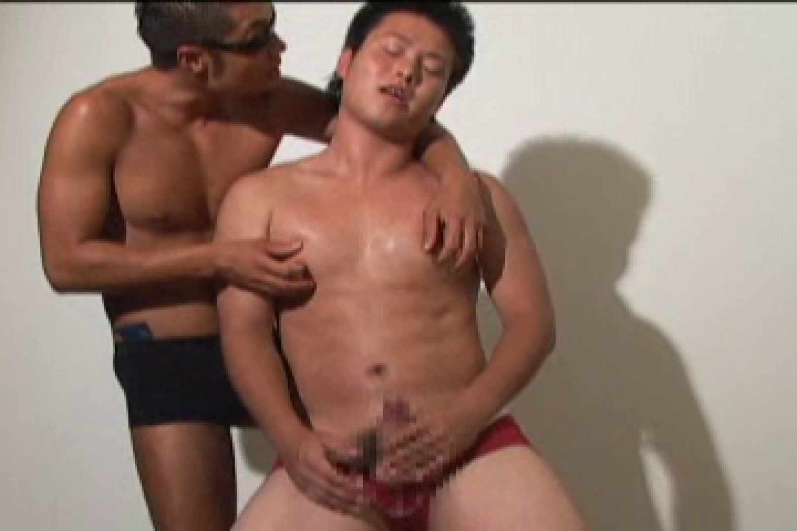 スポMENファック!!反り勃つ男根!!vol.3 アナル舐めて ゲイエロビデオ画像 113枚 58