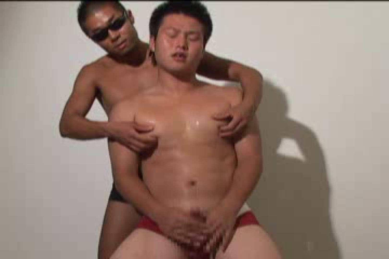 スポMENファック!!反り勃つ男根!!vol.5 アナル責め ゲイ無修正画像 100枚 31