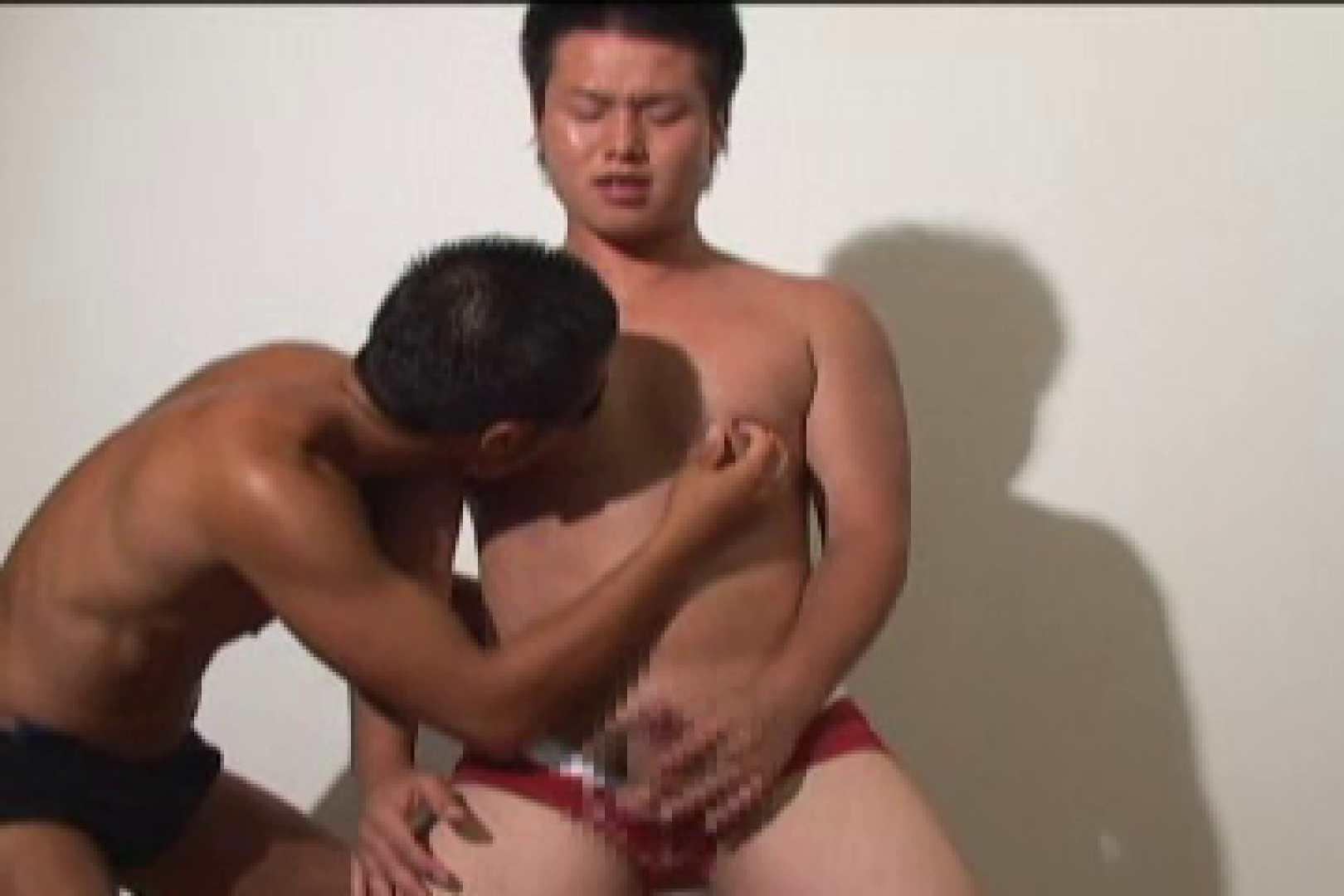 スポMENファック!!反り勃つ男根!!vol.5 アナル舐めて ゲイ無修正ビデオ画像 100枚 35