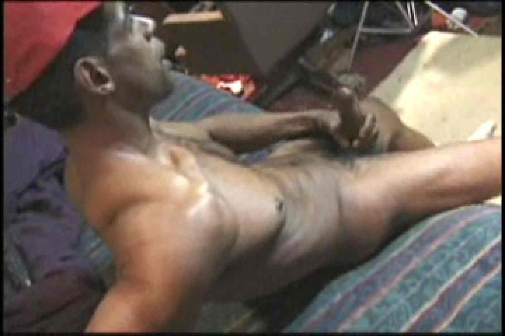 ファンキーな黒人さん!!BLACK POWER 01 ディープキス ゲイ丸見え画像 98枚 34