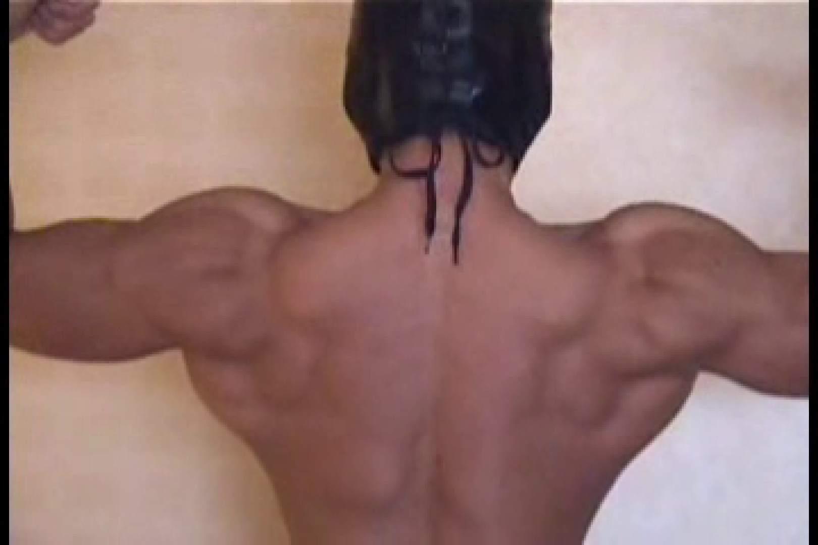 性器の味方ムキムキ覆面マッチョマン イメージ (sex) ゲイエロ動画 105枚 6