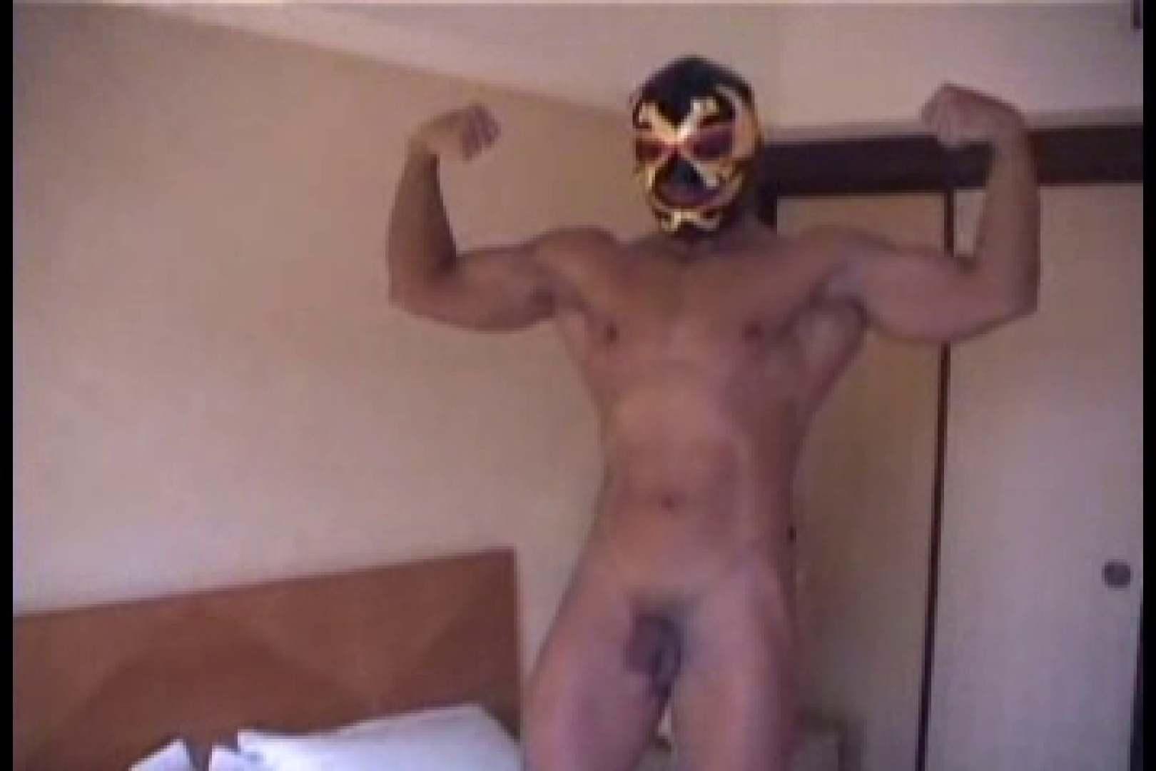 性器の味方ムキムキ覆面マッチョマン マッチョ特集 ゲイアダルトビデオ画像 105枚 24