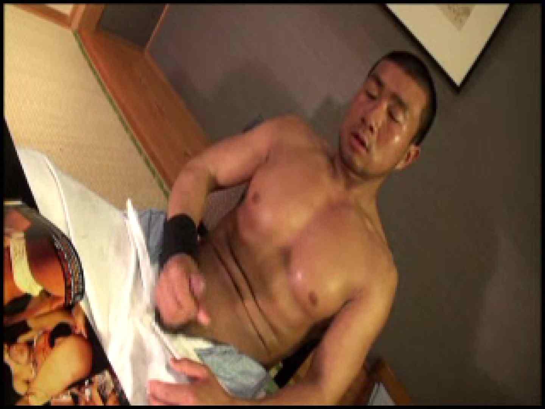 SUPER MUSCLE GAIN!!〜鋼鉄の筋肉〜vol.01  亀頭   お掃除フェラ GAY無修正エロ動画 111枚 11
