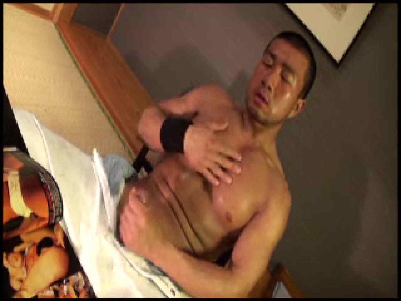 SUPER MUSCLE GAIN!!〜鋼鉄の筋肉〜vol.01  オナニー ゲイ無修正画像 111枚 12