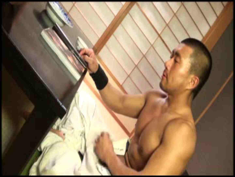 SUPER MUSCLE GAIN!!〜鋼鉄の筋肉〜vol.01  オナニー ゲイ無修正画像 111枚 48