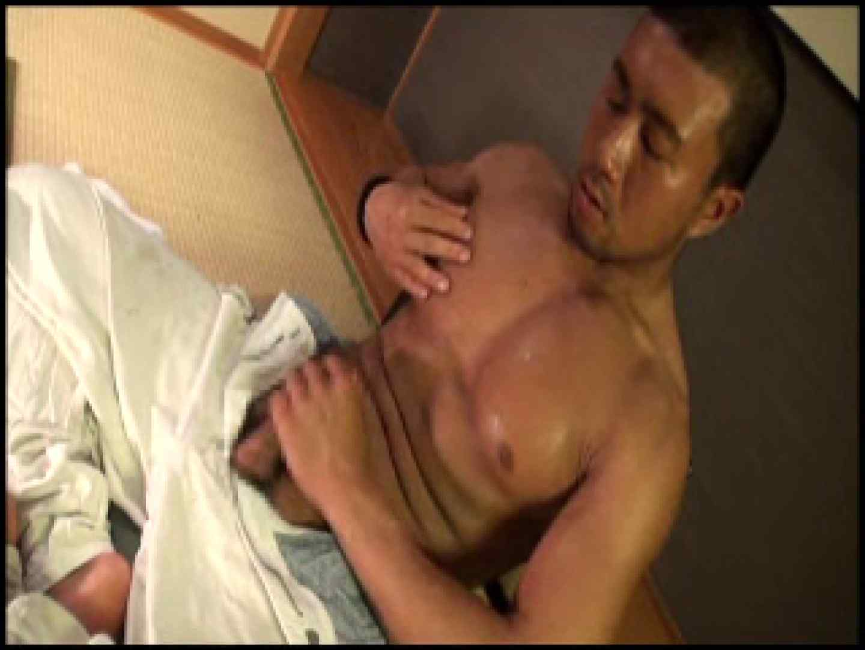 SUPER MUSCLE GAIN!!〜鋼鉄の筋肉〜vol.01  亀頭 GAY無修正エロ動画 111枚 73