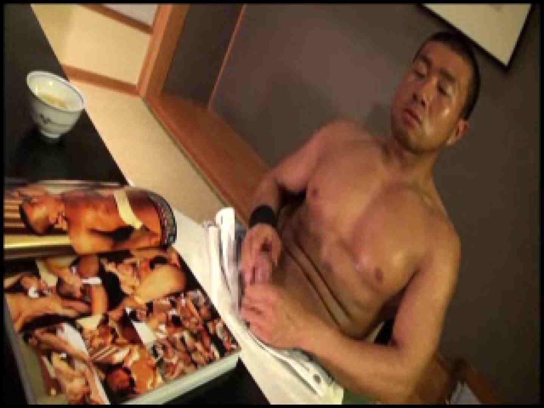 SUPER MUSCLE GAIN!!〜鋼鉄の筋肉〜vol.01  亀頭 GAY無修正エロ動画 111枚 82