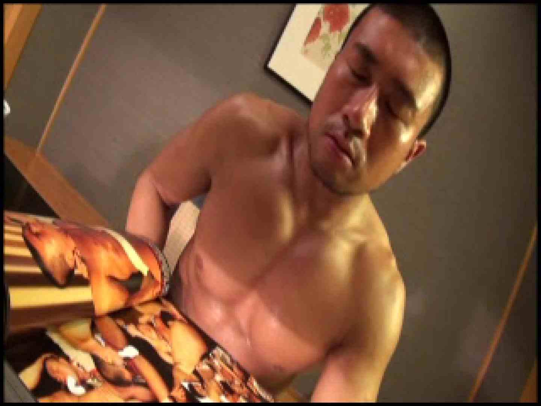 SUPER MUSCLE GAIN!!〜鋼鉄の筋肉〜vol.01  亀頭   お掃除フェラ GAY無修正エロ動画 111枚 101