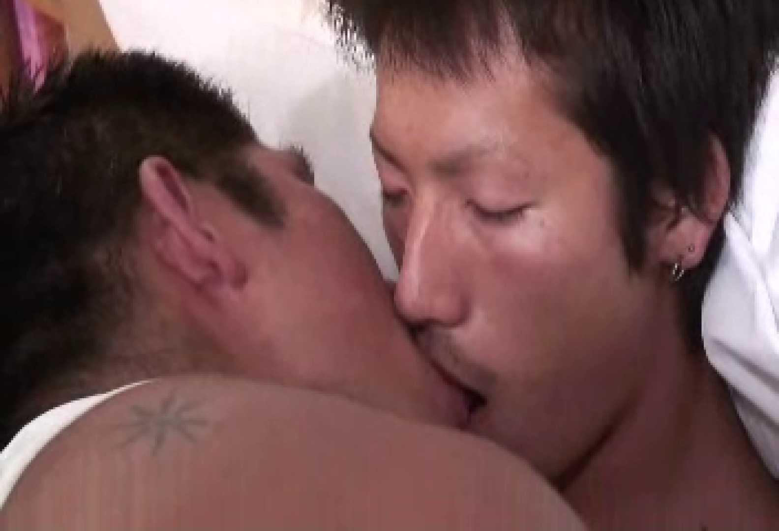 ゲイところてん|体育会系!!ノンケ肉体美メンズの挑戦!VOL.02|ディープキス