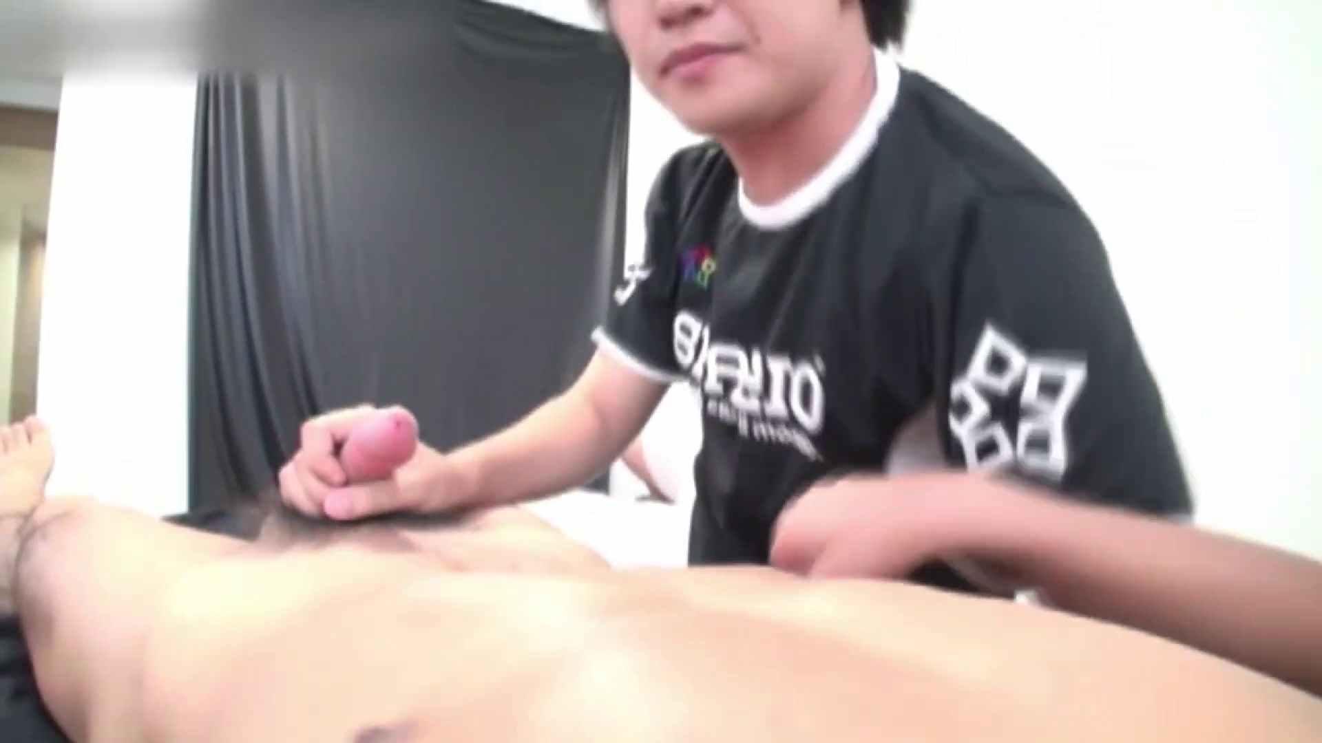 イケイケMEN'SCLUB vol.27後編 顔射シーン ゲイモロ画像 90枚 18