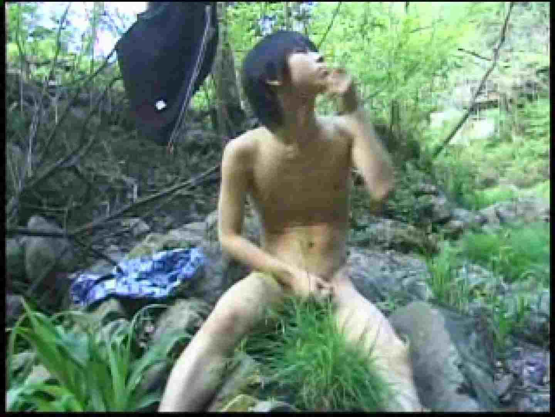 【流出投稿】おじさんの調教日記 男まつり ゲイエロ動画 95枚 83